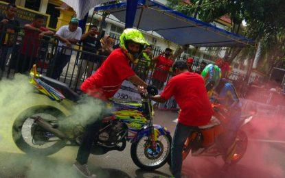 Pemerintah Kota Pekanbaru Apresiasi Ajang Aksi Freestyler