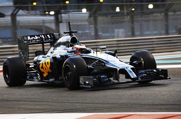 honda-McLaren-f1