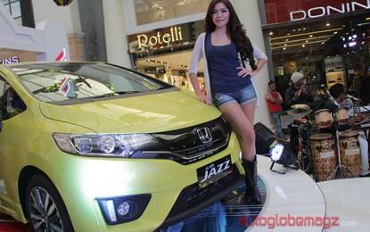 Honda Jazz masih ada di hati masyarakat Indonesia