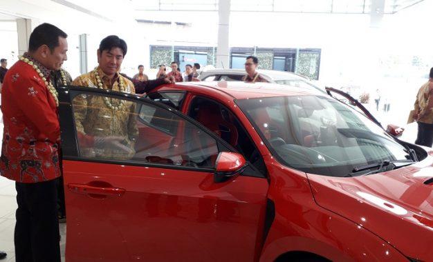Pelemahan Rupiah Tak Halangi Penjualan Honda