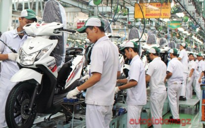 Honda BeAT FI Sumbang Penjualan Terbesar di September 2014