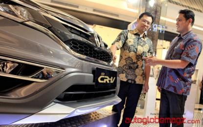 Honda CR-V 2015 Memberikan Kesegaran Baru Di Jawa Barat