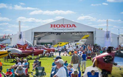 Honda Jet terpilih sebagai pesawat berdesain inovatif berteknologi tinggi