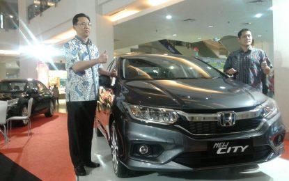 Harga resmi New Honda City di Bandung