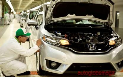 New Honda Jazz akan meluncur minggu depan