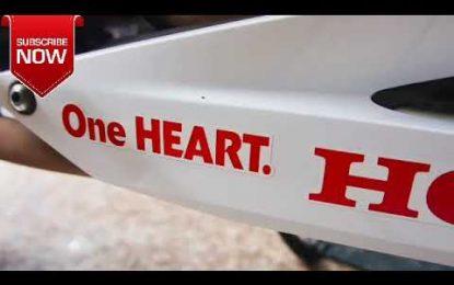 Arti Dibalik Logo One Heart di Motor Honda