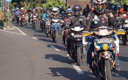 Jambore ke 5 Honda Revo digelar di Kota Solo