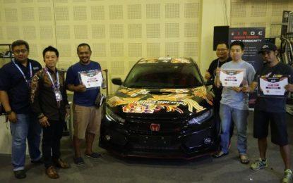 Bawa Tema Batik Racing Jadi Jawara Kompetisi Desain Honda