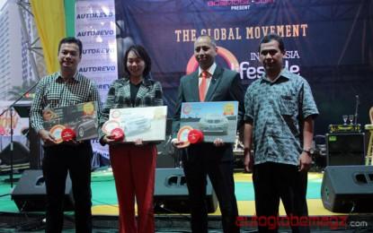 ICLA 2014 berakhir dengan mengumumkan para pemenang
