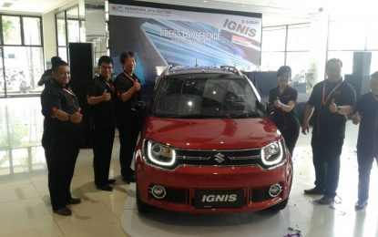 Hadir sebagai segmen terbaru PT.NJS optimis Ignis dongkrak penjualan di Jabar