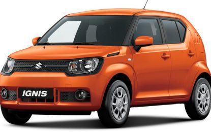 Suzuki Ignis akan dipasarkan di Bandung akhir bulan ini