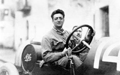 Pameran Foto Peringati 120 Tahun Ferrari