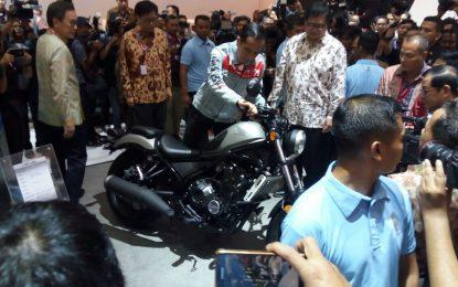 Jokowi Bilang : Revolusi Industri Revolusi Transportasi di IIMS 2018