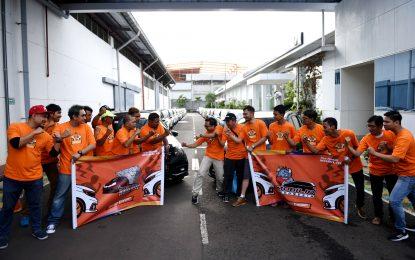 Euforia dan Persaingan Chapter Komunitas Mobilio di Kontes Uji Irit