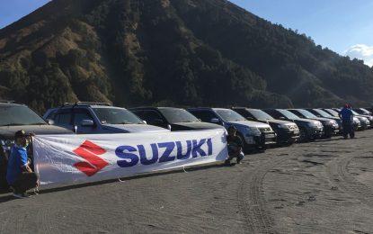 Dukungan PT.SIS Kepada Komunitas, Begini Kata Suzuki