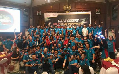HR-V Club Indonesia sukses gelar Jamnas