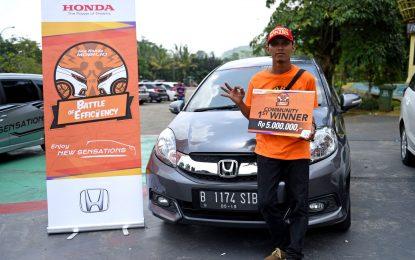 Pemenang Lomba Irit Mobilio Seri Terakhir, Siap Melaju ke Final Bulan Mei 2018