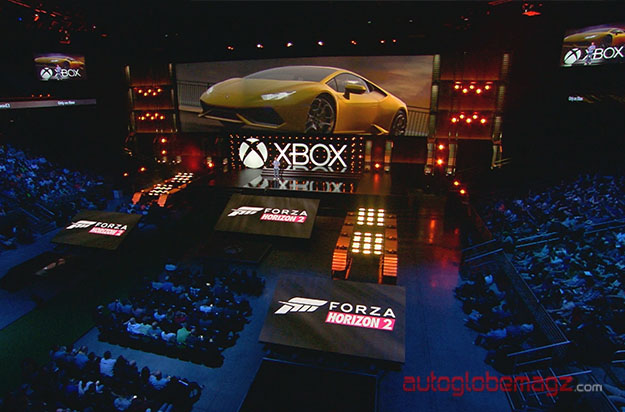 lamborghini huracan forza horizon 2 forza horizon 2. Black Bedroom Furniture Sets. Home Design Ideas