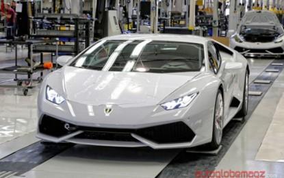 Lamborghini Huracan akan hadir menjelang akhir tahun 2014