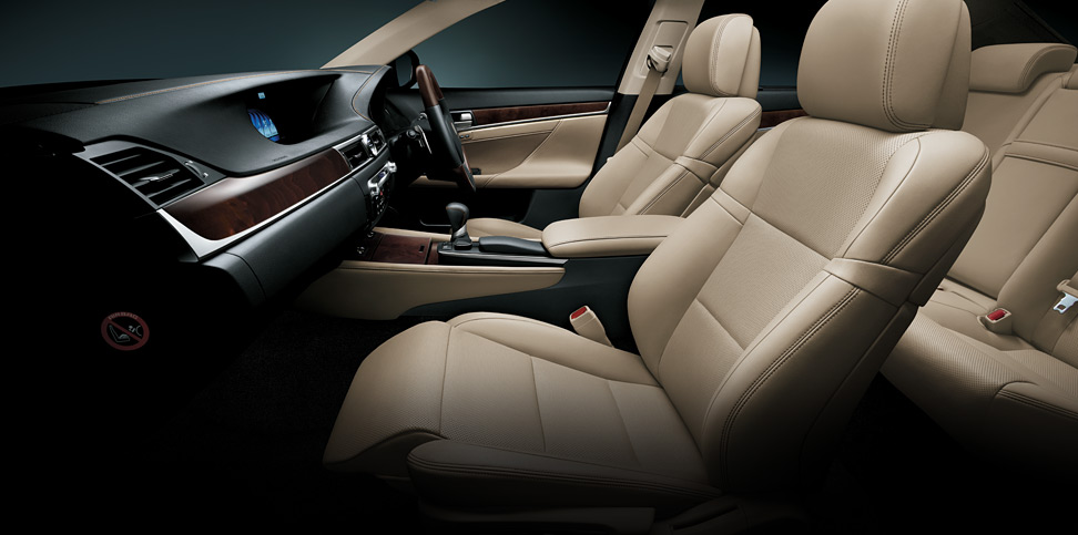lexus new GS 350