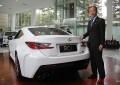 Lexus RC F Hadir Sebagai Penerus Flagship 'F' Di Indonesia