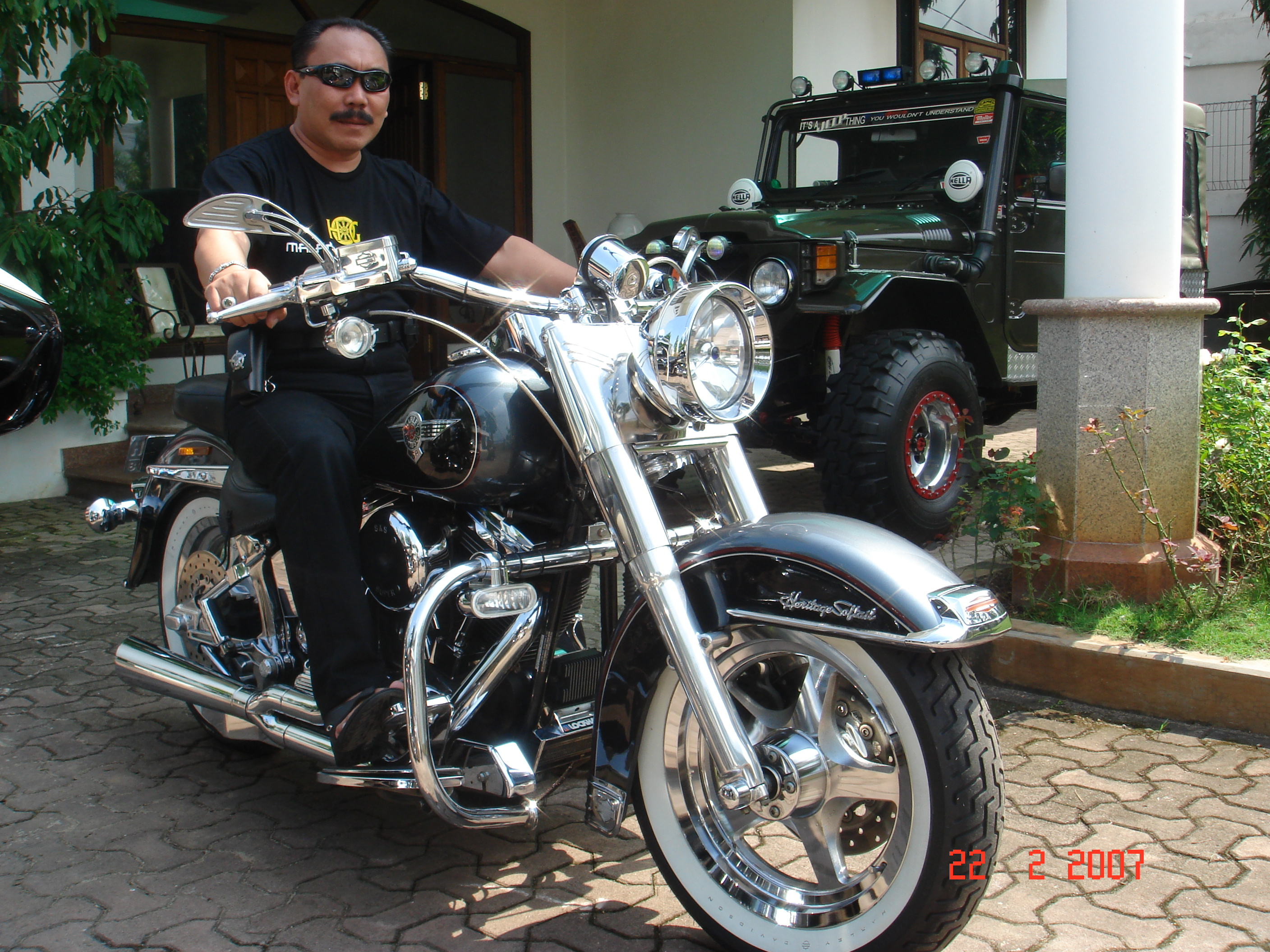 me and my ride 1