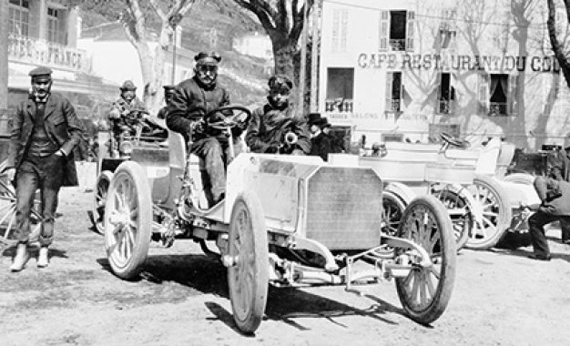 Sejarah ringkas merek Mercedes