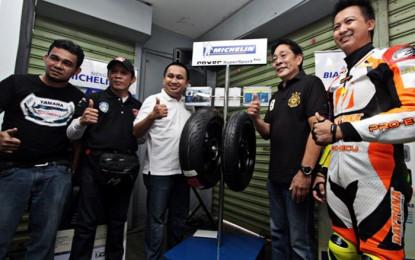 Michelin Luncurkan Ban Baru Khusus Motorsport