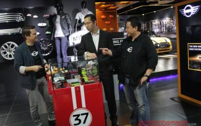 MINI hadirkan Exhbition khusus di West Mall Grand Indonesia