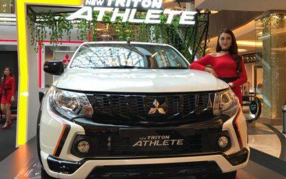 Mitsubishi New Triton Athlete di Banderol 439 Jutaan di Bandung
