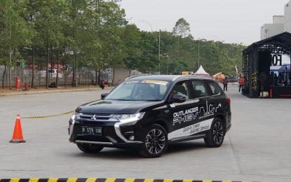 Hari terakhir masih bisa Test Drive di GIIAS 2018