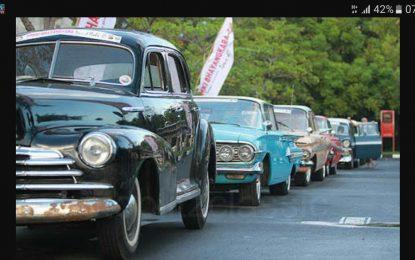 Ratusan Mobil Kuno Akan Hibur Warga Bandung
