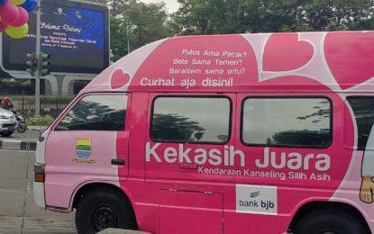 Mobil Kekasih Wadahnya Curhat Warga Bandung