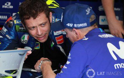 Jelang Masa Pensiun ,Yamaha Perpanjang Rossi Sampai 2020