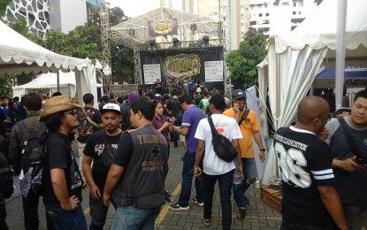 JAKARTA MOTOGARAGE 2017 SUKSES DIGELAR