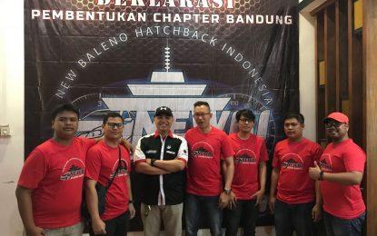 Ini Dia Komunitas NEWBI Baleno Hatchback Chapter Bandung