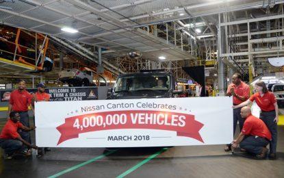 Nissan Sukses Memproduksi 4 juta Kendaraan Komersial Jenis Mini Van