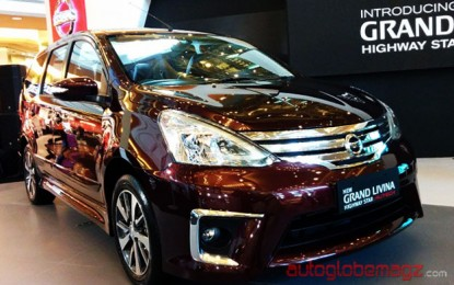 Nissan meluncurkan Grand Livina Highway Star Autech