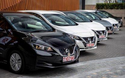 Nissan Bakal Pasarkan Leaf di Indonesia