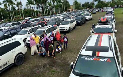 Pajero Sport Family Rayakan Hari Jadi Dua Chapter