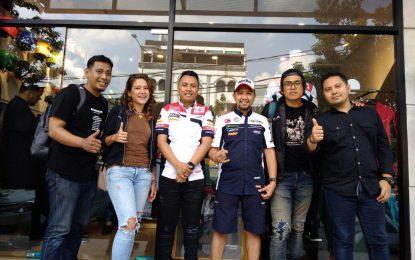 RESPIRO Perpanjang MOU dengan Gresini Racing Technical Supplier Team Federal Oil