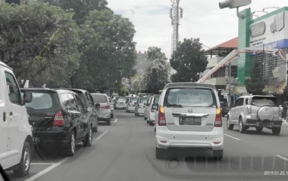 Suzuki Keliling Bandung Pake Si Imut Wagon