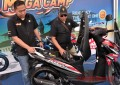 Suzuki Address Menyapa di Mega Camp Ke 4