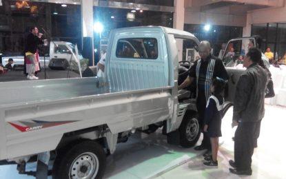 Suzuki New Carry Pick Up resmi dipasarkan di Bandung