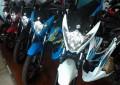 Suzuki Satria Fu semakin aman dengan Alarm