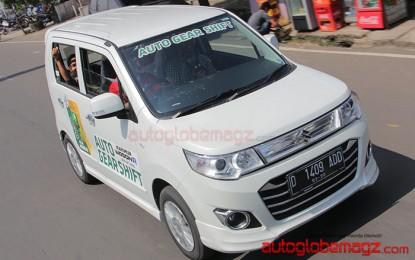 Menjajal Karimun Wagon R AGS Si Dual Transmisi