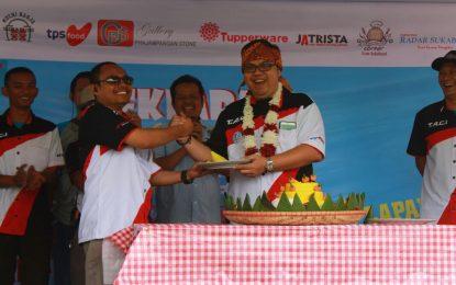 TACI Resmikan Chapter Sukabumi Raya