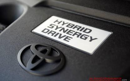 Toyota Indonesia Tampilkan Produk Ramah Lingkungan