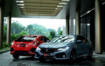 Dalam Tempo Dua Pekan Saja, Honda Civic Turbo Hatchback Laris Manis
