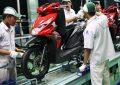 Honda Vario Mendominasi Ekspor Motor di Indonesia